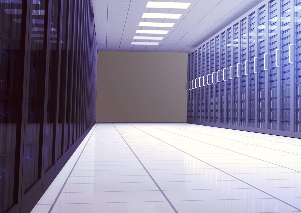 Factory Data Center Netherlands