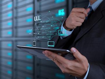 Soluciones de ICT  para empresas y servicios de datos.