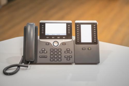 vaste telefonie via IP