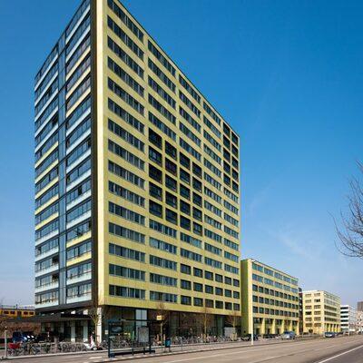 Nkihef Housing Amsterdam