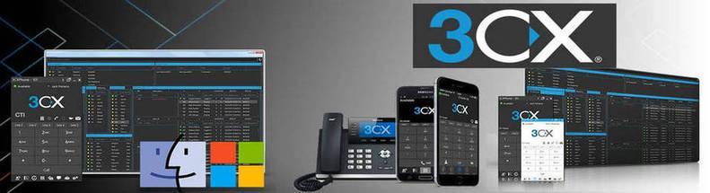 3CX PBX Phone Systems