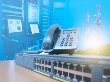 ICT bedrijf oplossingen, beheerd & geïmplementeerd, door Voiped Telecom.